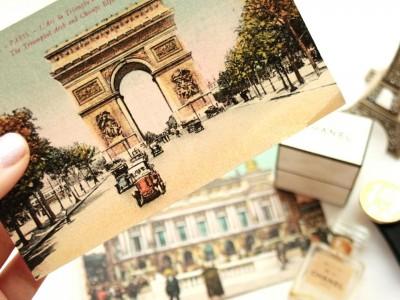 บอกเล่าเรื่องของฝาก เมื่อมีโอกาสได้เที่ยวเมืองปารีส