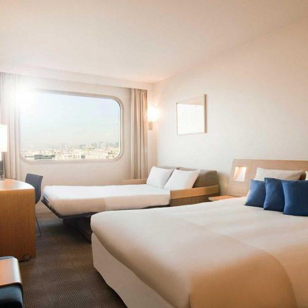 Novotel Paris Centre Tour Eiffel – โรงแรมโนโวเทลปารีสเซ็นเตอร์ ตูร์ ไอเฟล