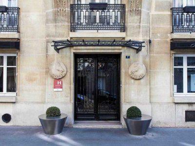 Hotel Ares Eiffel – โรงแรมหรูหราสไตล์บูติกในปารีส