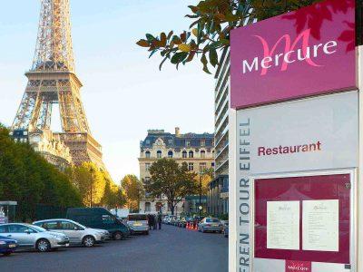 Hotel Mercure Paris Centre Tour Eiffel – เรียบหรูอย่างเหนือระดับ