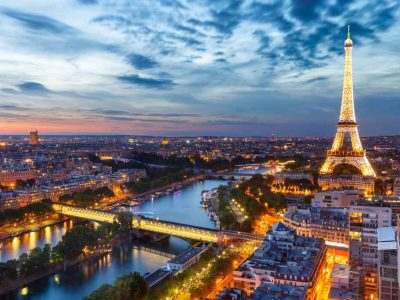 แนะนำจุดเด่นสำคัญของเมืองปารีส