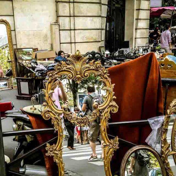 ตลาดนัดของอร่อยเลิศที่สุดในปารีส