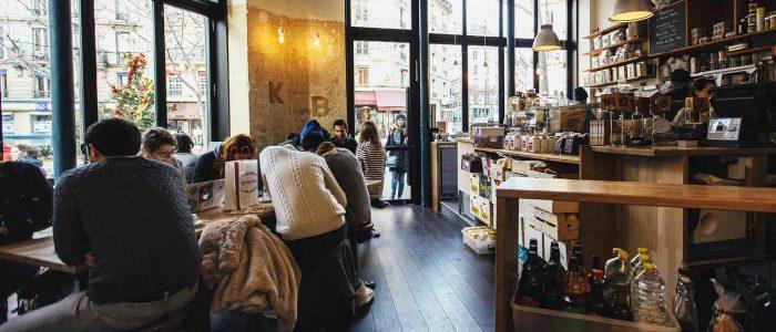 แนะนำร้านเด็ด ร้านกาแฟในกรุงปารีส