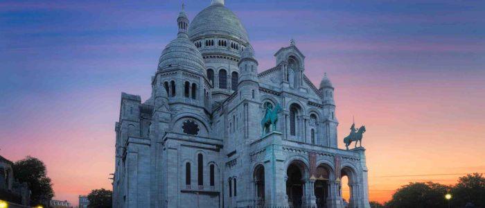 รีวิวมหาวิหารซาเคร-เกอร์ La Basilique du Sacre Coeur